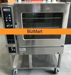 Used Blodgett Cos-8g/ab Single Gas Combi Steam And Convection Oven