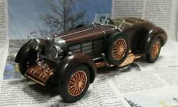 Out Of Print Franklin Mint 1/24 1924 Hispano-suiza H6c Speedster