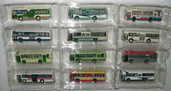 Tomytec Tommy Tech Bus The 11th Normal All 12 Types Set