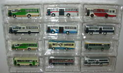 Tomytec Tommy Tech Bus 6th Normal All 12 Types Set