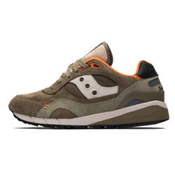 Saucony Shadow 6000 Olive S70587-1 Mens Size 8-13 Running Sneakers Premium New