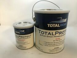 Totalboat Totalprotect Epoxy Barrier Coat System For Boats White