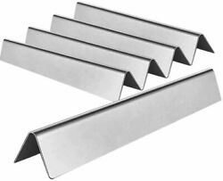 15.3 Stainless Steel Heat Plate Flavorizer Bars For Weber Spirit 300 Gas Grill