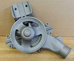1952-56 Ford Truck Md And Hd High Mount Fan 279 302 317 New Water Pump Eam-8505a