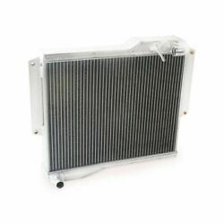 Aluminum 3 Row Radiator For Mg Mgb Gt/roadster 1.8 Engine Mt 1977 1978 1979 1980