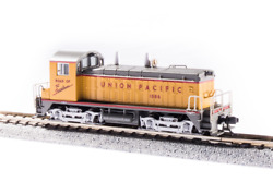 Broadway Limited 3924 N Scale Emd Nw2, Sound/dc/dcc, Up 1086