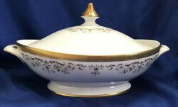 Royal Doulton Belmont Covered Vegetable Serving Dish H4991 Discontinued England