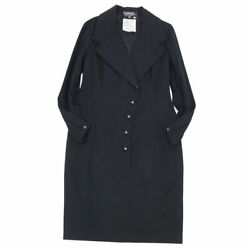 Dress Coco Mark Button Women And039s Cotton Thrift Long Sleeve _34915