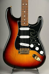 Fender Stevie Ray Vaughan Stratocaster 2007 Used Electric Guitar