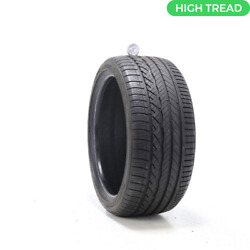 Used 255/35r19 Dunlop Conquest Sport A/s 96y - 9.5/32