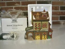 1994 Department 56 Dickens' Village Series Hather Harness 5823-8