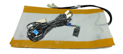 Rostra Seat Heater For Toyota Vehicles With Custom Control Switch