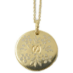 Gg Icon Blooms Necklace 750yg _22069