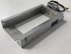 Narco Com 111b Radio Mounting Tray W/ Backplate And Connector