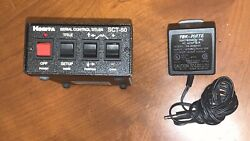 Horita Sct-50 Serial Controlled Video Video Titter Cg Generator Ntsc And Pal