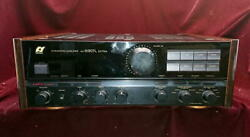Sansui Au-andalpha907l Extra Integrated Amplifier Transistor Lapt Adopted Top Free Ship