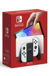 Limited Edition Nintendo Switch Oled Model White Joy-cons Confirmed Presale