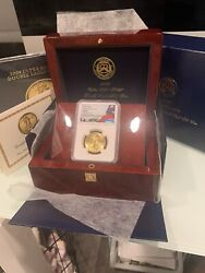2009 Ultra High Relief Double Eagle W/ Box And Coa