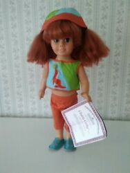 20 Chatty Cathy Ashton Drake Vinyl Doll/sunny Day Outfit, Excellent Pre-owned