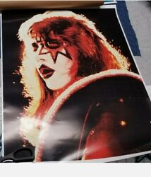 Ace Frehley Kiss Rock Band Alive 2 Poster 32x24