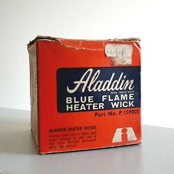 Aladdin Blue Flame Heater Wick 15 Part No. P.159905 Number New Old Stock W/ Box