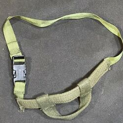 Military Chinstrap For Pasgt/ach Skull Crusher Nvg Head Mount Usgi Usmc Us Army
