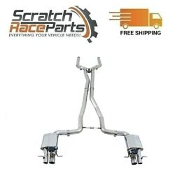 3025-11007 Awe Tuning Dpe Switchpath Exhaust System For 19-20 Mercedes Amg Coupe