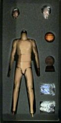 Enterbay Real Masterpiece Collectible Figure Kobe Bryant 2 Body Set Rm1065
