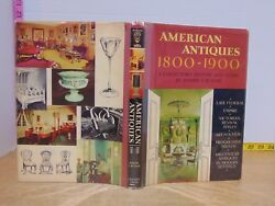 American Antiques 1800 - 1900 By Joseph T. Butler 1965, Hardcover