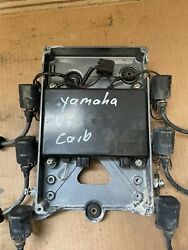 Yamaha 2 Stroke Outboard 150hp Cdi Unit With Coils 6g6-85540-00-00 1996/1999