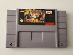 Ghoul Patrol Minty Zombies Ate My Neighbors Sequel Authentic Rare Snes