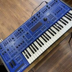 Oberheim Ob-12 Ob12 Synthesizer Keyboard Very Good Condition From Japan Used