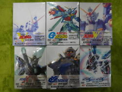 G-selection Mobile Suit Gundam 11 Title Sets First-time Limited Production