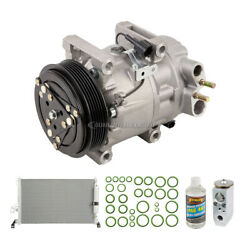 For Infiniti Fx45 2003-2008 A/c Kit W/ Ac Compressor Condenser And Drier Csw