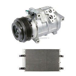 For Ford Edge And Lincoln Mkx Oem Ac Compressor W/ A/c Condenser And Drier Dac