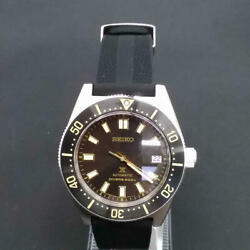 Seiko Waterproof Diver Watch For Air Diving 6r35-00p0 032209