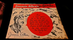 1935 Skelly Oil Jimmie Allen's Air Battles Perfect