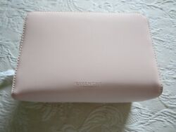 Givenchy Parfums Blush Pale Pink Cosmetic Makeup Pouch Clutch Storage Bag $5.00