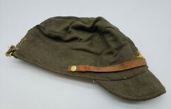 Authentic Ww2 Imperial Japanese Army Military Em Ncoand039s Wool Uniform Hat Star
