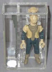 Star Wars 1985 Yak Face Afa 85 Nm+ Loose Power Of The Force Potf Last 17