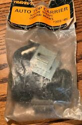 Vintage Auto Top Carrier Straps/hooks The Martin Company