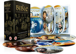The Bible Collection New Pal Arthouse 17-dvd Box Set Roger Young Ben Kingsley