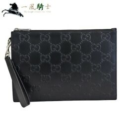 Used Clutch Bag Second Bag Womenand039s No.89