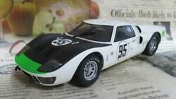 Out Of Print Exoto 1/18 1966 Ford Gt40 Mkii 95 Holman Moody Tona 24h