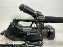 Sony Pmw-ex3 Xdcam Ex Hd Camcorder With Sxs Cards Mic Charger Battery