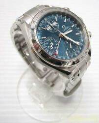 Omega Speedmaster 35238000 Automatic Blue Dial Watch
