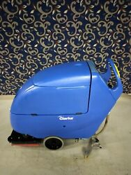 Clarke Focus Boost Ii 20 Floor Scrubber With New Batteries And Free Shipping