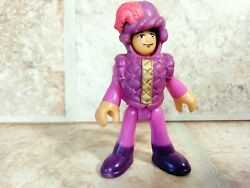 Fisher Price Precious Places Swan Palace Imaginext Figure