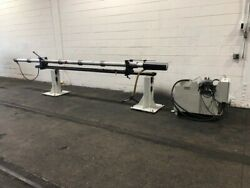 Lns Super Hydrobar 3.12hs-4.8 Bar Feed With Hydraulic Tank And Stands