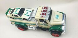 Hess Toy Truck And Race Car Toy Or Display 2011